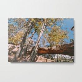 Princess Arch at Red River Gorge Metal Print