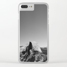 Glacier Point, Yosemite National Park Clear iPhone Case