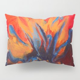 Explosive Dialogue Pillow Sham