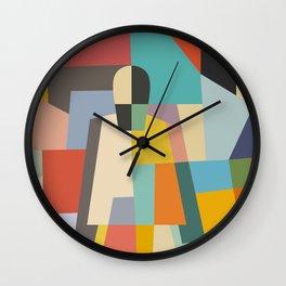 MISTERY WOMAN Wall Clock