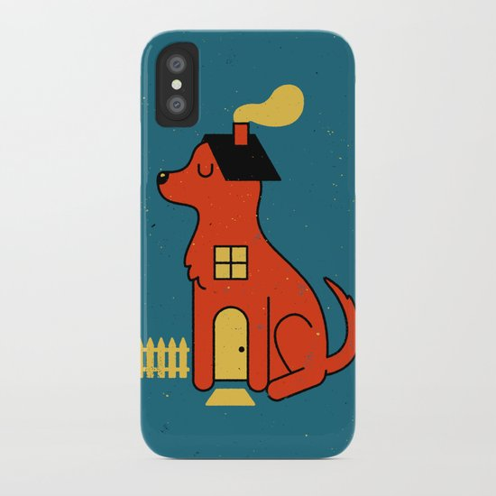 DogHouse iPhone Case