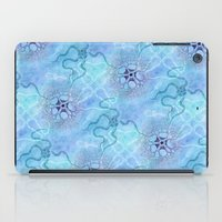 biology iPad Cases featuring Marine Biology by Antique Images