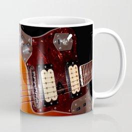 My yellow Orange Classic Electric Guitar Coffee Mug