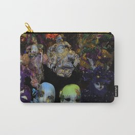 Mardi Gras Madness2 Carry-All Pouch