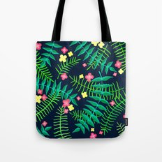 Natures Confetti Leaves  Tote Bag