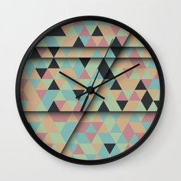 Chaos II Wall Clock