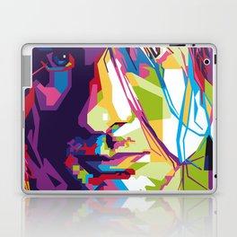 In Utero Laptop & iPad Skin