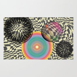 A Trip into the Cosmos Rug