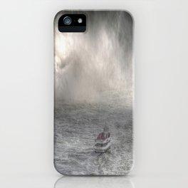 Maid Of The Mist Horseshoe Falls iPhone Case