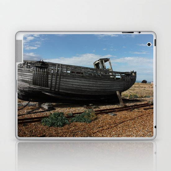 Boat off Course Laptop & iPad Skin