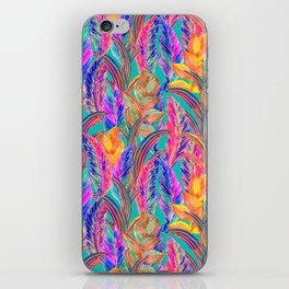 Tropic Exotic iPhone Skin