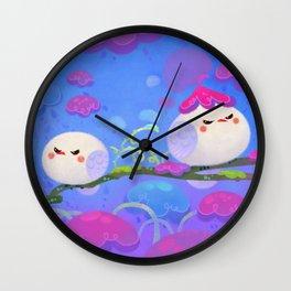 Argument Wall Clock
