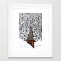 europe Framed Art Prints featuring Europe by Joao Mendes