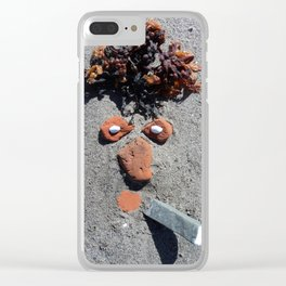 "EPHE""MER"" # 3 Clear iPhone Case"