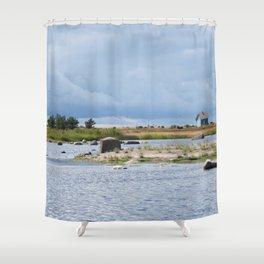 Nordic Idyll Shower Curtain