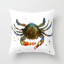 Maine Man Throw Pillow
