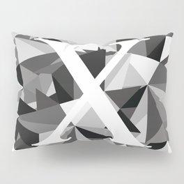 X for Pillow Sham