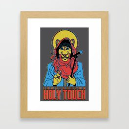 Foxy Shazam Poster Framed Art Print