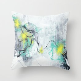 Catalyst Stage 02 Throw Pillow
