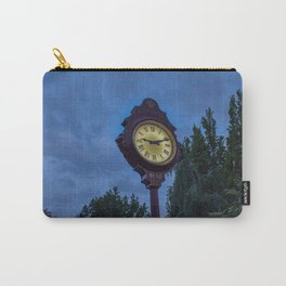 The Lions Clock in Queen Elizabeth Park Vancouver BC Carry-All Pouch