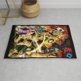 Dungeons & Dragons Rug