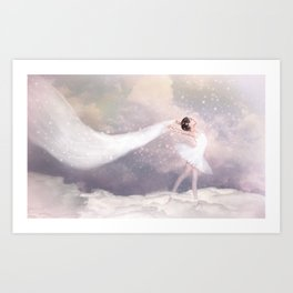 A Sort of Fairytale Art Print