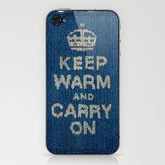 Winter Lovers II iPhone & iPod Skin