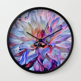 In Her Glory Wall Clock