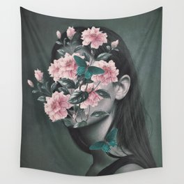 Inner beauty Wall Tapestry