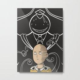 Ok. Metal Print