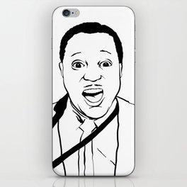 CHOO CHOO CH'BOOGIE! iPhone Skin