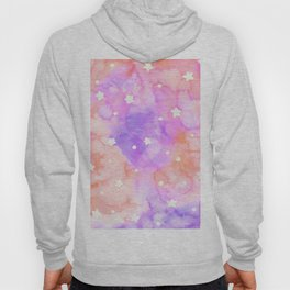 Starry Sky Raspberry Milkshake Hoody