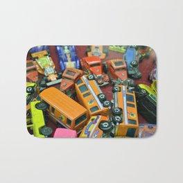 Toy Cars Bath Mat