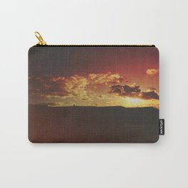 Burnt Sunrise Carry-All Pouch