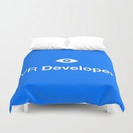 VR Developer Duvet Cover