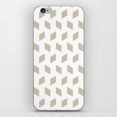 rhombus bomb in tidal foam iPhone & iPod Skin