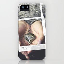 Polaroids iPhone Case