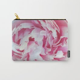 502 - Pink Peony Carry-All Pouch