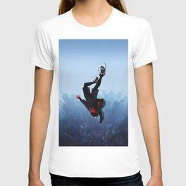 Miles Morales jump T-shirt