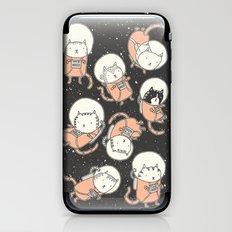 Cat-Stronauts iPhone & iPod Skin