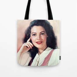 Ava Gardner, Actress Tote Bag