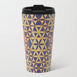 Flower of Life 30 Travel Mug
