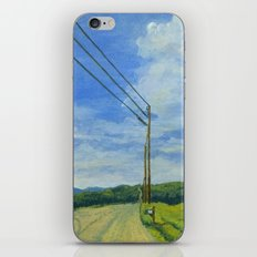 Vermont Backroad iPhone & iPod Skin
