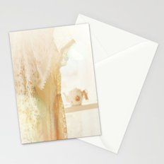 lace and sunlight Stationery Cards