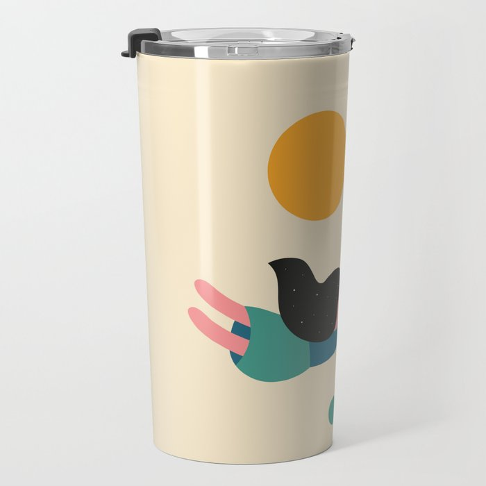 Won't Let Go Travel Mug
