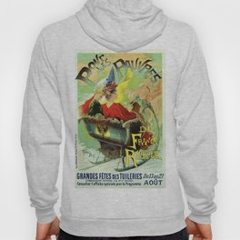 Festival for the poor of France and Russia 1892 Hoody