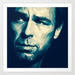 Chris Argent Art Print