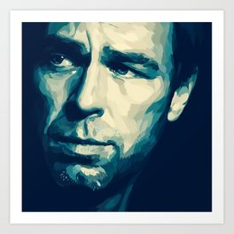 Chris Argent Art Print