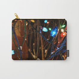 Bright Lights. Carry-All Pouch