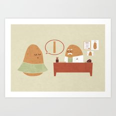 Plastic Surgery Art Print